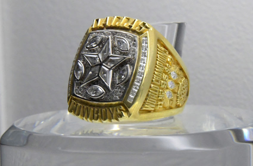 Super Bowl XXX Dallas Cowboys Ring (Kirby Lee-USA TODAY Sports)
