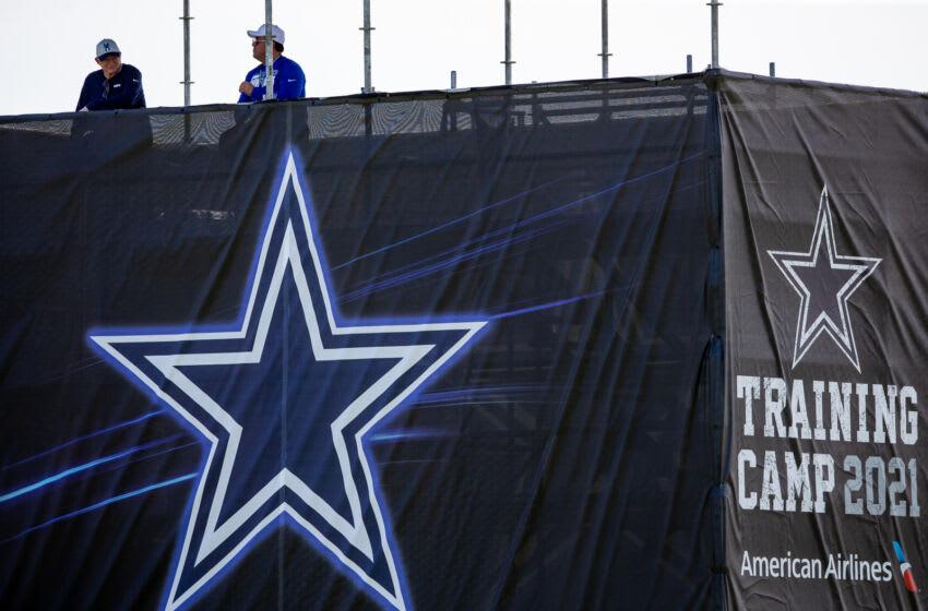 Dallas Cowboys owner Jerry Jones (Jason Parkhurst-USA TODAY Sports)