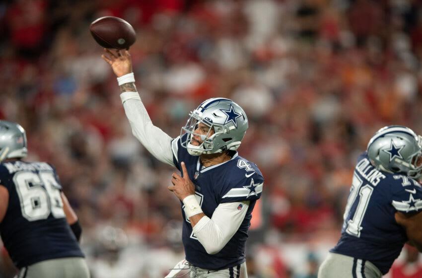 Cowboys (Mandatory Credit: Jeremy Reper-USA TODAY Sports)