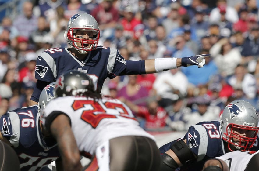 Tom Brady, Tampa Bay Buccaneers (Photo by Winslow Townson/Getty Images)