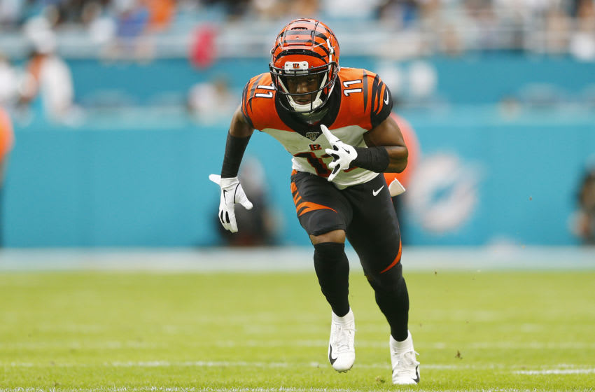John Ross, Bengals(Photo by Michael Reaves/Getty Images)