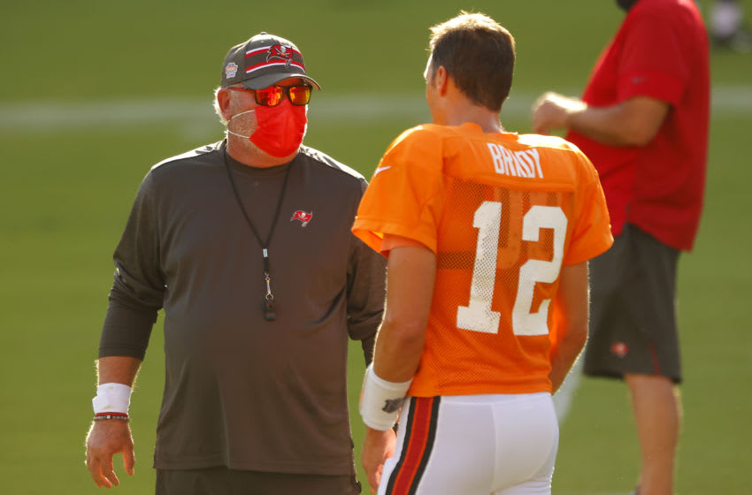 Bruce Arians, Tampa Bay Buccaneers,(Photo by Mike Ehrmann/Getty Images)