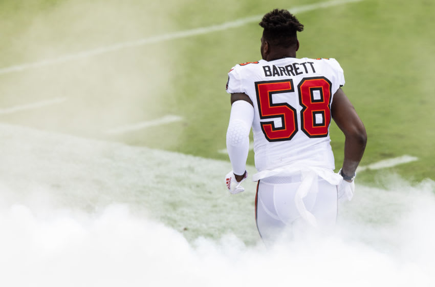 Shaquil Barrett, Tampa Bay Buccaneers (Photo by James Gilbert/Getty Images)