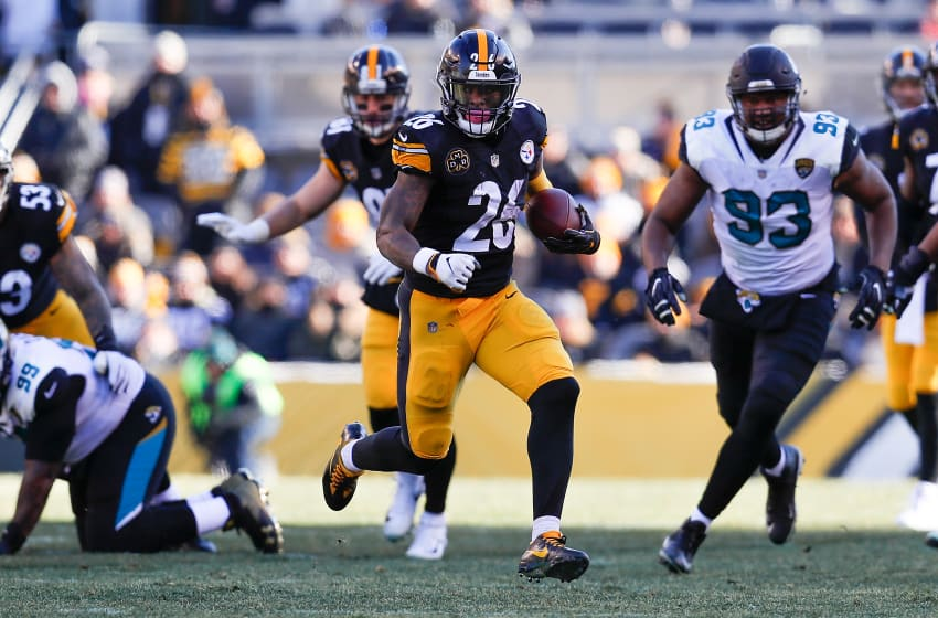 Le'Veon Bell, Pittsburgh Steelers (Photo by Kevin C. Cox/Getty Images)