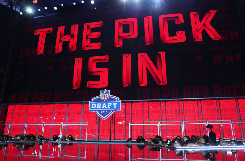 Tampa Bay Buccaneers, 2018 NFL Draft, (Photo by Tom Pennington/Getty Images)