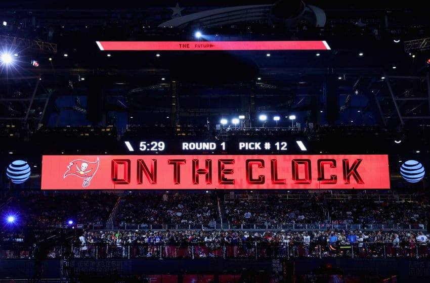 Tampa Bay Buccaneers NFL Draft (Photo by Tom Pennington/Getty Images)