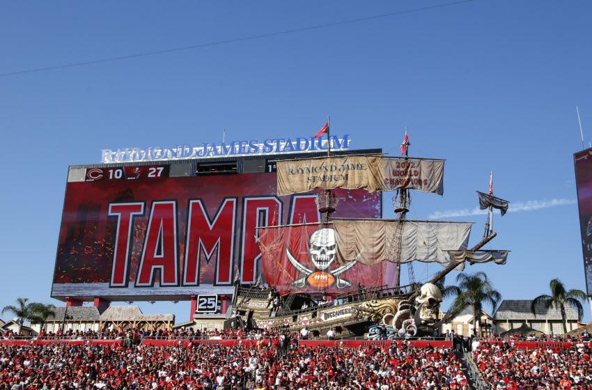 Tampa Bay Buccaneers, (Photo by Joe Robbins/Getty Images)