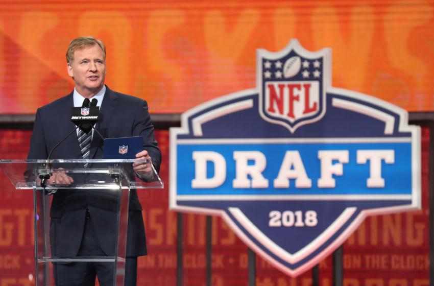 Tampa Bay Buccaneers, NFL Draft, Mandatory Credit: Matthew Emmons-USA TODAY Sports