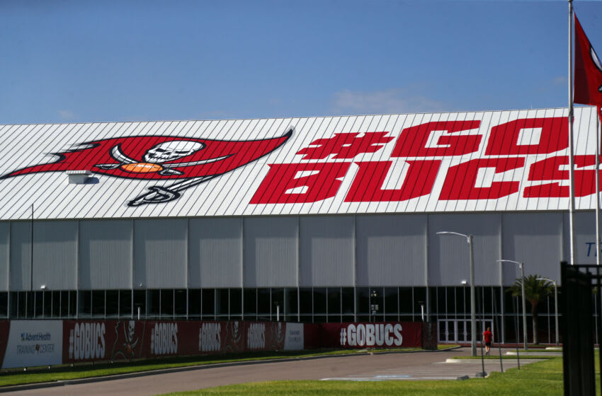 AdventHealth Training Center, Tampa Bay Buccaneers Mandatory Credit: Kim Klement-USA TODAY Sports