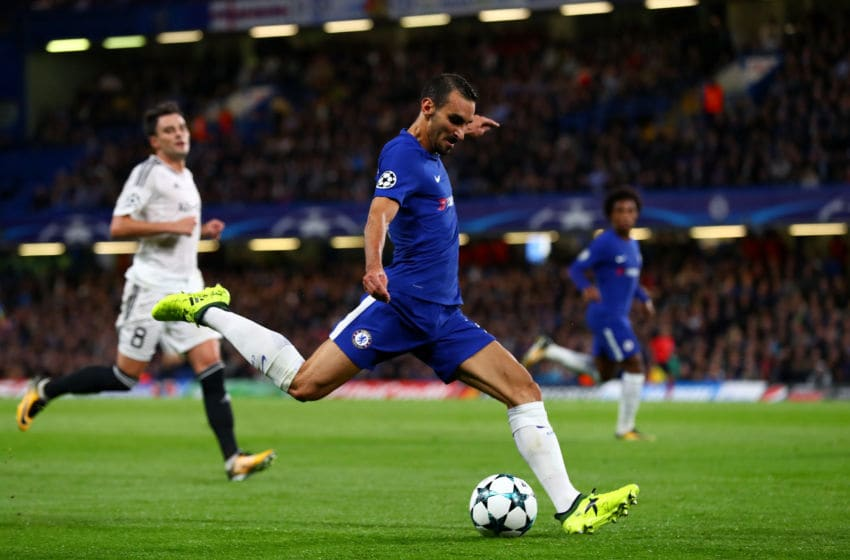 Davide Zappacosta's Off-ball Movement Could Cover Chelsea