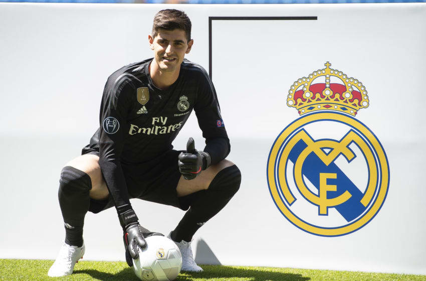 Real Madrid Fans Want Thibaut Courtois As The Starter, But