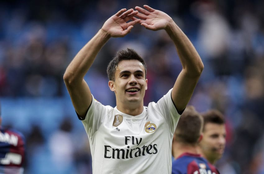 Sergio Reguilon of Real Madrid (Photo by David S. Bustamante/Soccrates/Getty Images)