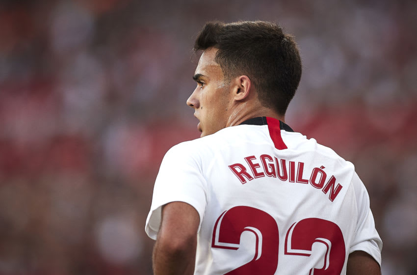 Sergio Reguilon (Photo by Quality Sport Images/Getty Images)