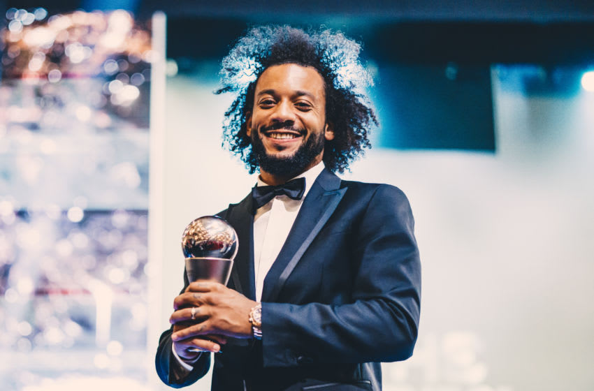 Real Madrid, Marcelo (Photo by Simon Hofmann - FIFA/FIFA via Getty Images)