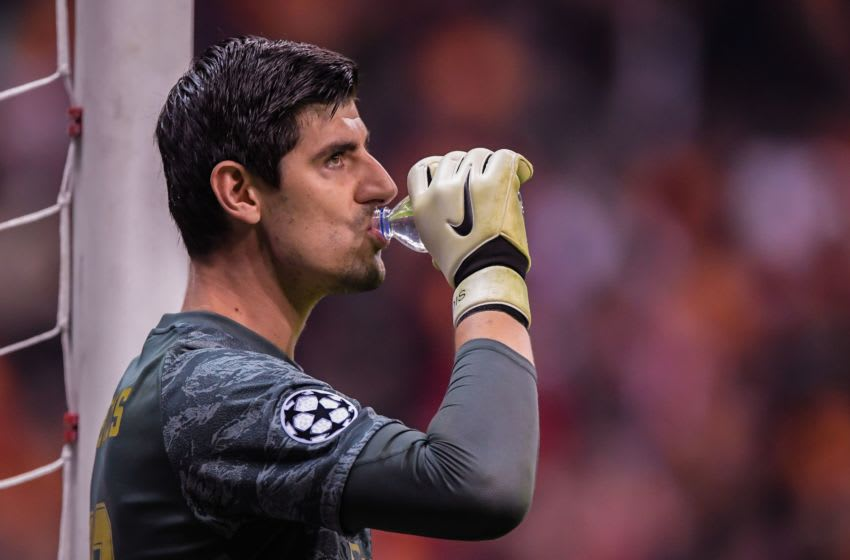 Real Madrid, Thibaut Courtois (Photo by ANP Sport via Getty Images)
