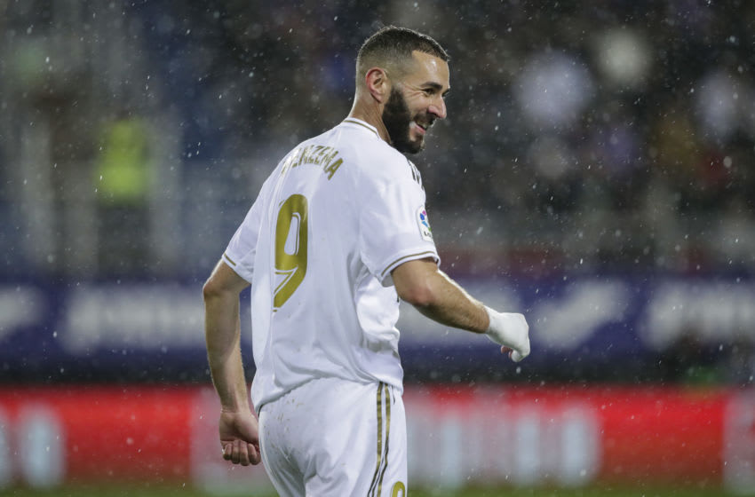 Karim Benzema of Real Madrid (Photo by David S. Bustamante/Soccrates/Getty Images)