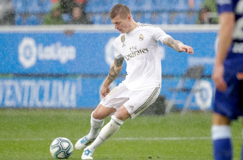 Toni Kroos of Real Madrid (Photo by David S. Bustamante/Soccrates/Getty Images)