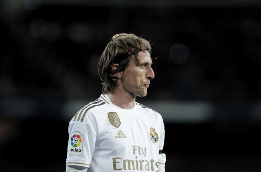Real Madrid, Luka Modric (Photo by Gonzalo Arroyo Moreno/Getty Images)