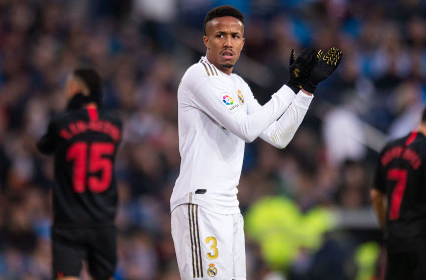 Eder Militao of Real Madrid (Photo by TF-Images/Getty Images)