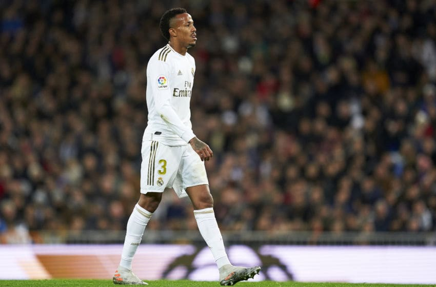 Eder Militao of Real Madrid (Photo by Quality Sport Images/Getty Images)
