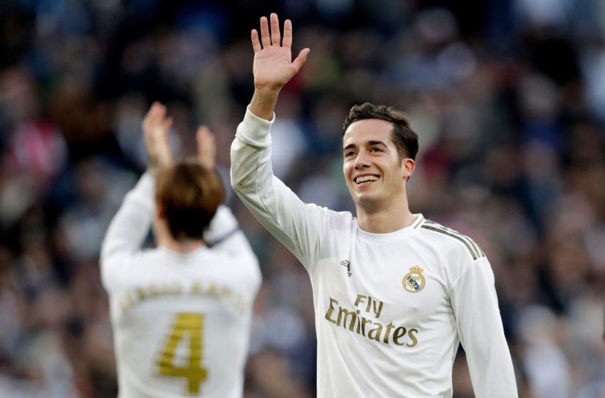 Lucas Vazquez of Real Madrid (Photo by David S. Bustamante/Soccrates/Getty Images)