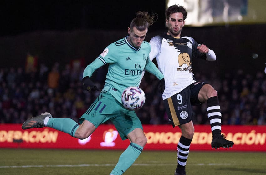 Gareth Bale of Real Madrid (Photo by Quality Sport Images/Getty Images)