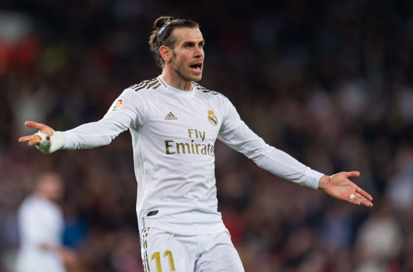 Gareth Bale of Real Madrid (Photo by Alejandro/DeFodi Images via Getty Images)