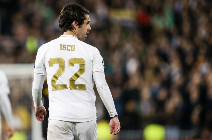 Isco of Real Madrid (Photo by David S. Bustamante/Soccrates/Getty Images)