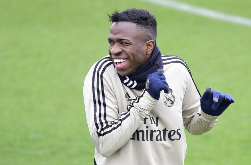 Real Madrid, Vinicius Junior (Photo by JAVIER SORIANO/AFP via Getty Images)
