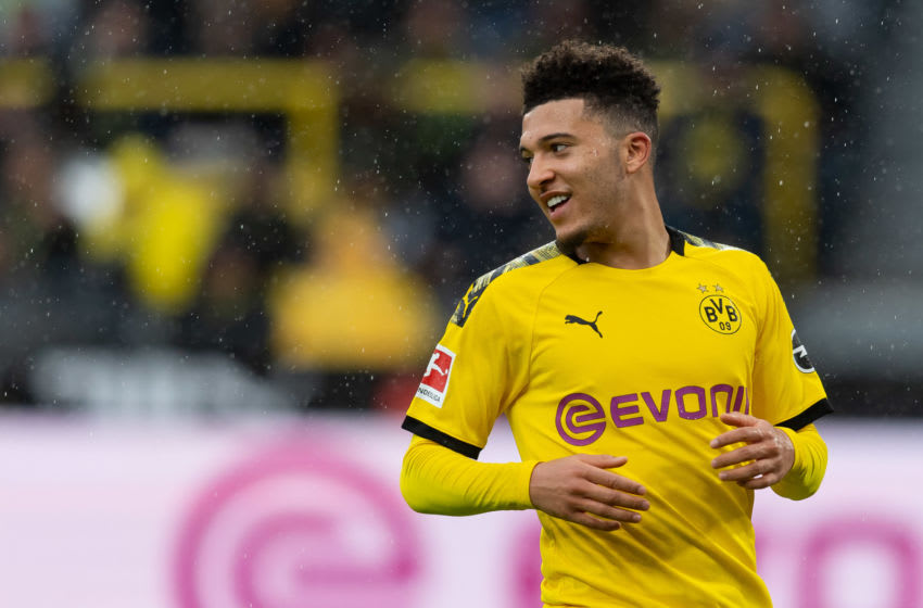 Jadon Sancho (Photo by Max Maiwald/DeFodi Images via Getty Images)
