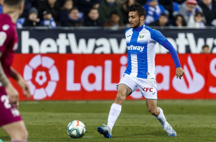 Oscar Rodriguez of Leganes (Photo by DeFodi Images via Getty Images)