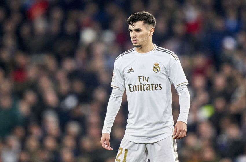 Brahim Diaz of Real Madrid (Photo by Quality Sport Images/Getty Images)