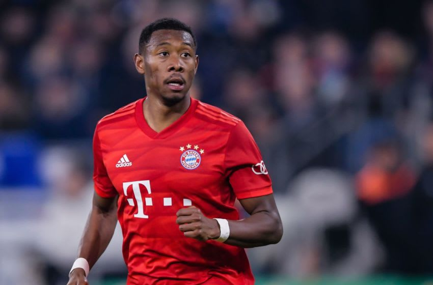David Alaba of FC Bayern Munich (Photo by ANP Sport via Getty Images)