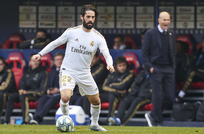 Real Madrid, Isco (Photo by Diego Souto/Quality Sport Images/Getty Images)