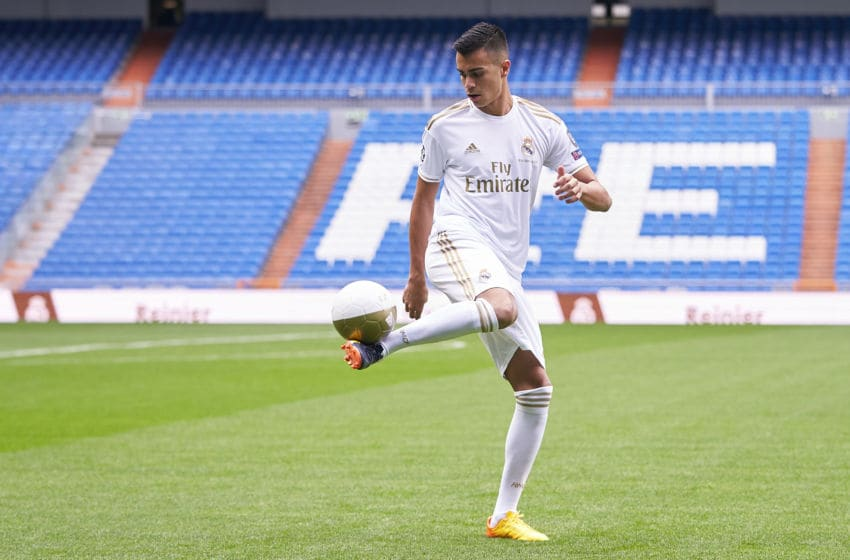 Real Madrid, Reinier Jesus (Photo by Mateo Villalba/Quality Sport Images/Getty Images)