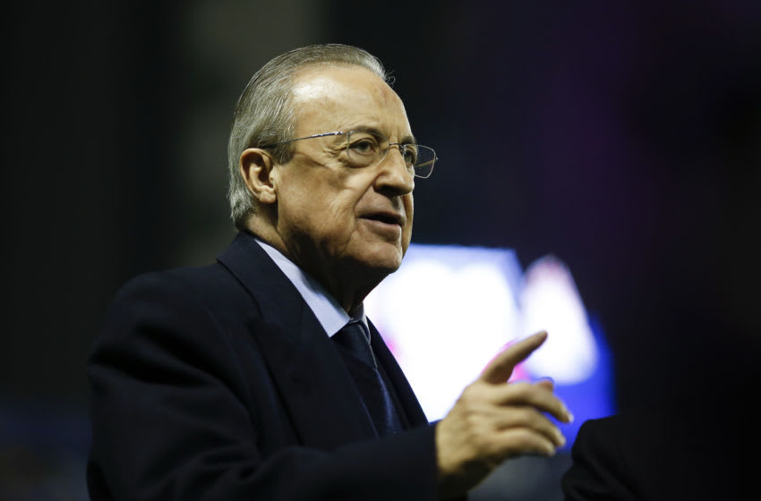 Real Madrid, Florentino Perez (Photo by Eric Alonso/Getty Images)