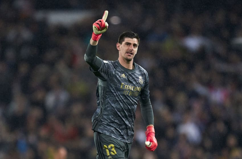 Real Madrid: Thibaut Courtois Makes A Good Point
