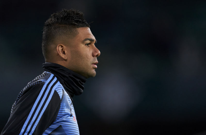 Real Madrid, Casemiro (Photo by Mateo Villalba/Quality Sport Images/Getty Images)