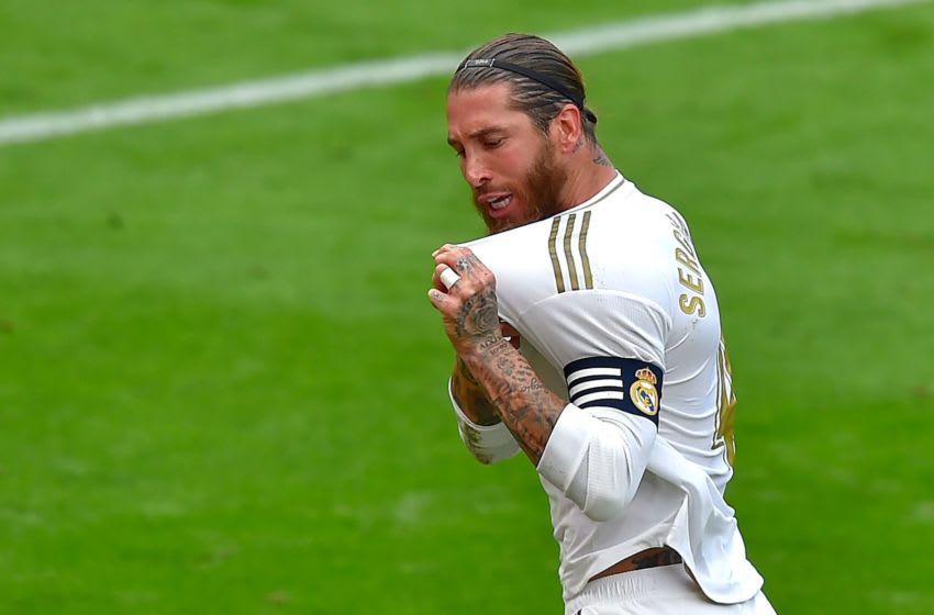 Real Madrid, Sergio Ramos (Photo by ANDER GILLENEA/AFP via Getty Images)