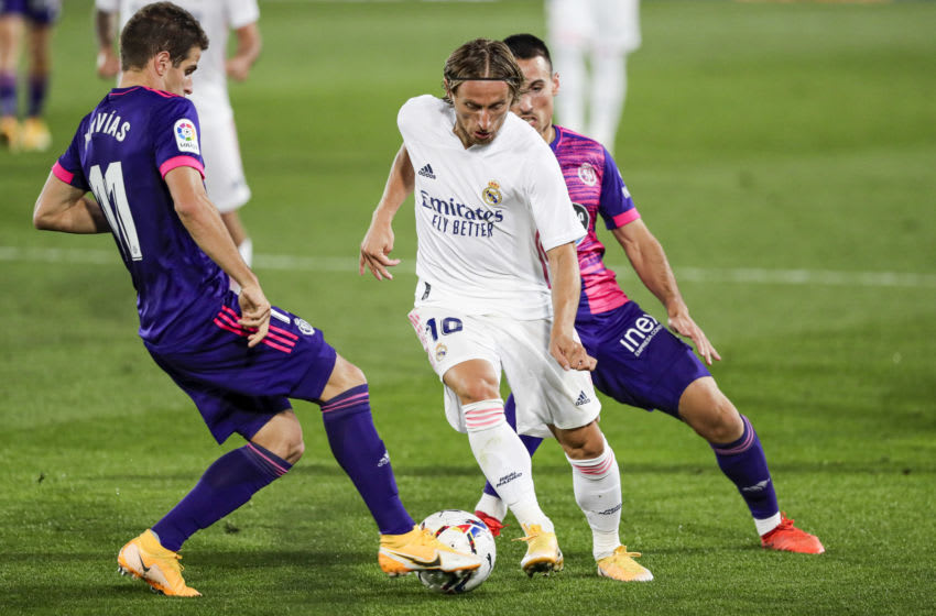 Real Madrid, Luka Modric (Photo by David S. Bustamante/Soccrates/Getty Images)