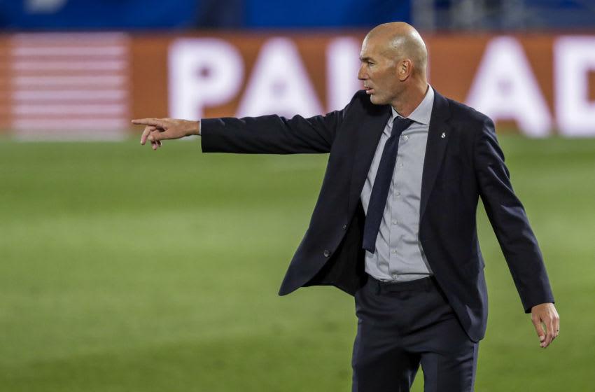 Real Madrid, Zinedine Zidane (Photo by David S. Bustamante/Soccrates/Getty Images)