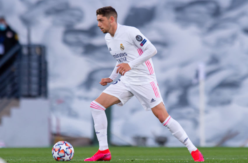 Real Madrid, Fede Valverde (Photo by Alejandro Rios/DeFodi Images via Getty Images)