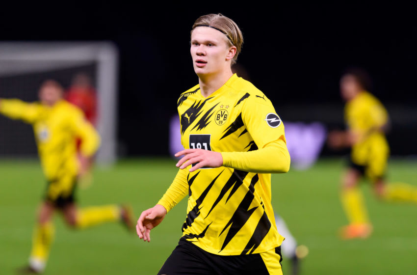 Erling Haaland (Photo by Mario Hommes/DeFodi Images via Getty Images)