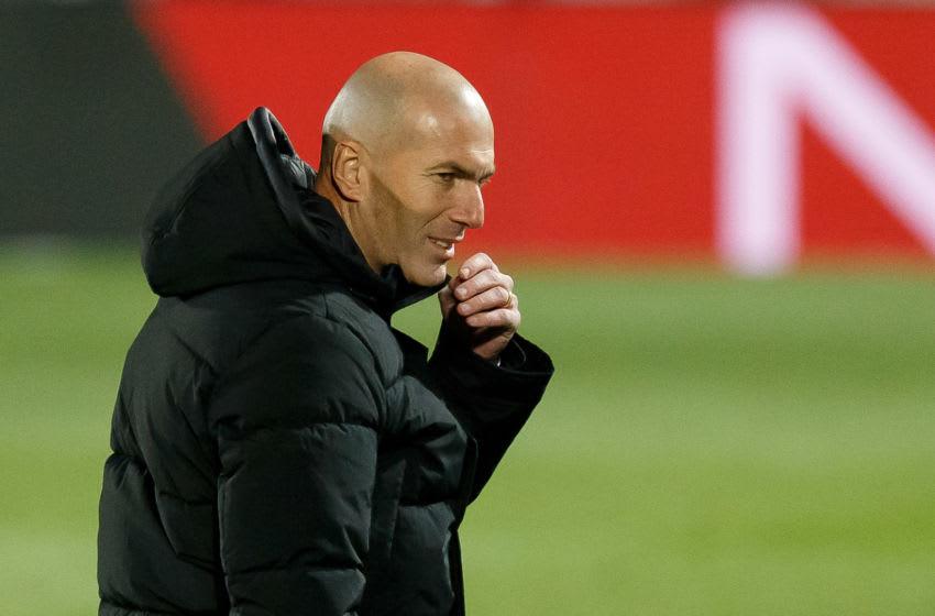 Real Madrid, Zinedine Zidane (Photo by Berengui/DeFodi Images via Getty Images)