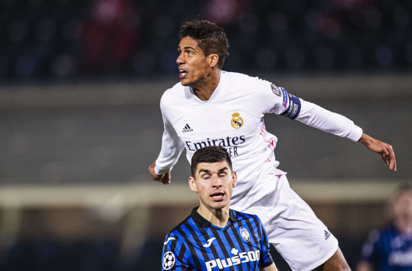 Real Madrid, Raphael Varane (Photo by Ricardo Nogueira/Eurasia Sport Images/Getty Images)