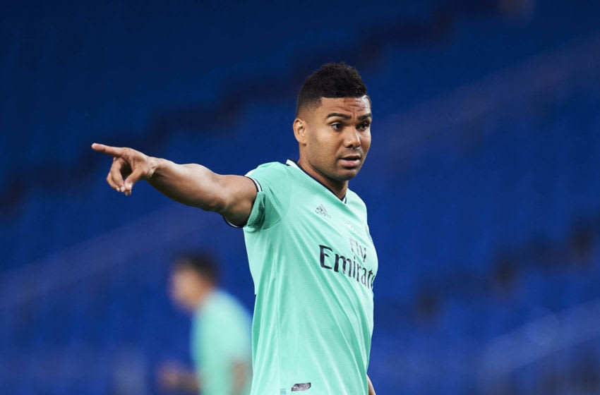 Real Madrid, Casemiro (Photo by Juan Manuel Serrano Arce/Getty Images)