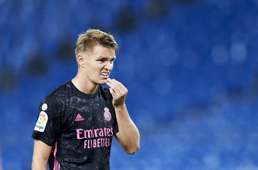 Real Madrid, Martin Odegaard (Photo by Juan Manuel Serrano Arce/Getty Images)