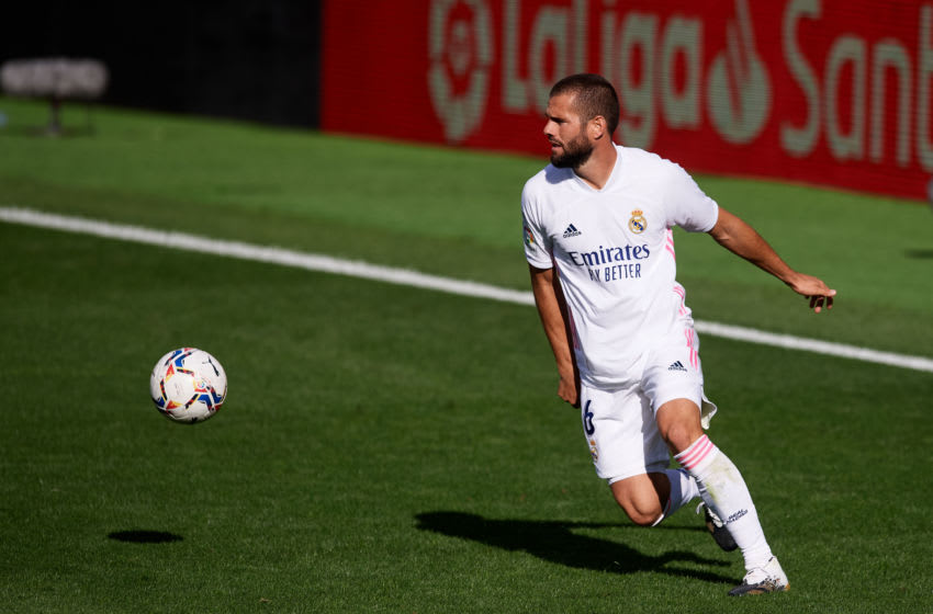 Real Madrid, Nacho Fernandez (Photo by Alex Caparros/Getty Images)