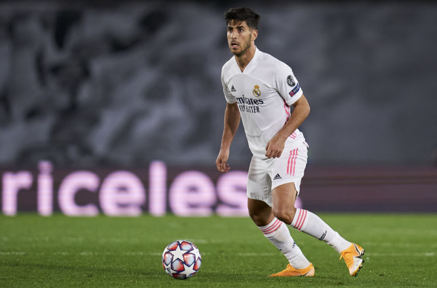 Real Madrid, Marco Asensio (Photo by Diego Souto/Quality Sport Images/Getty Images)