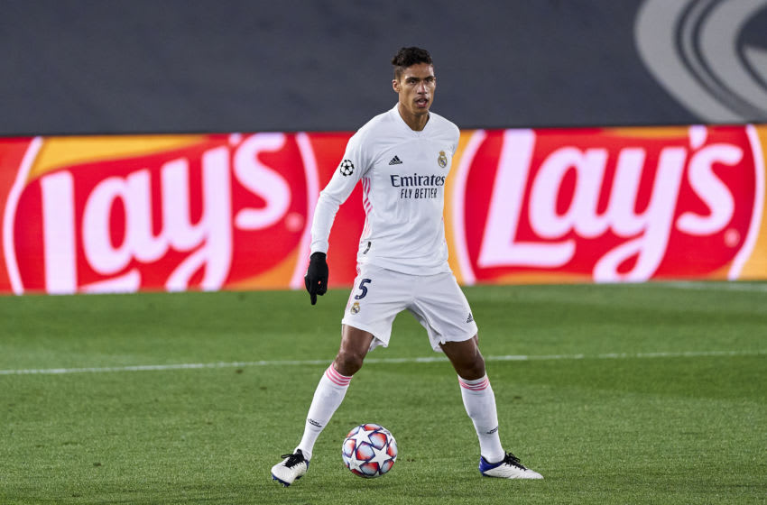 Real Madrid, Raphael Varane (Photo by Diego Souto/Quality Sport Images/Getty Images)